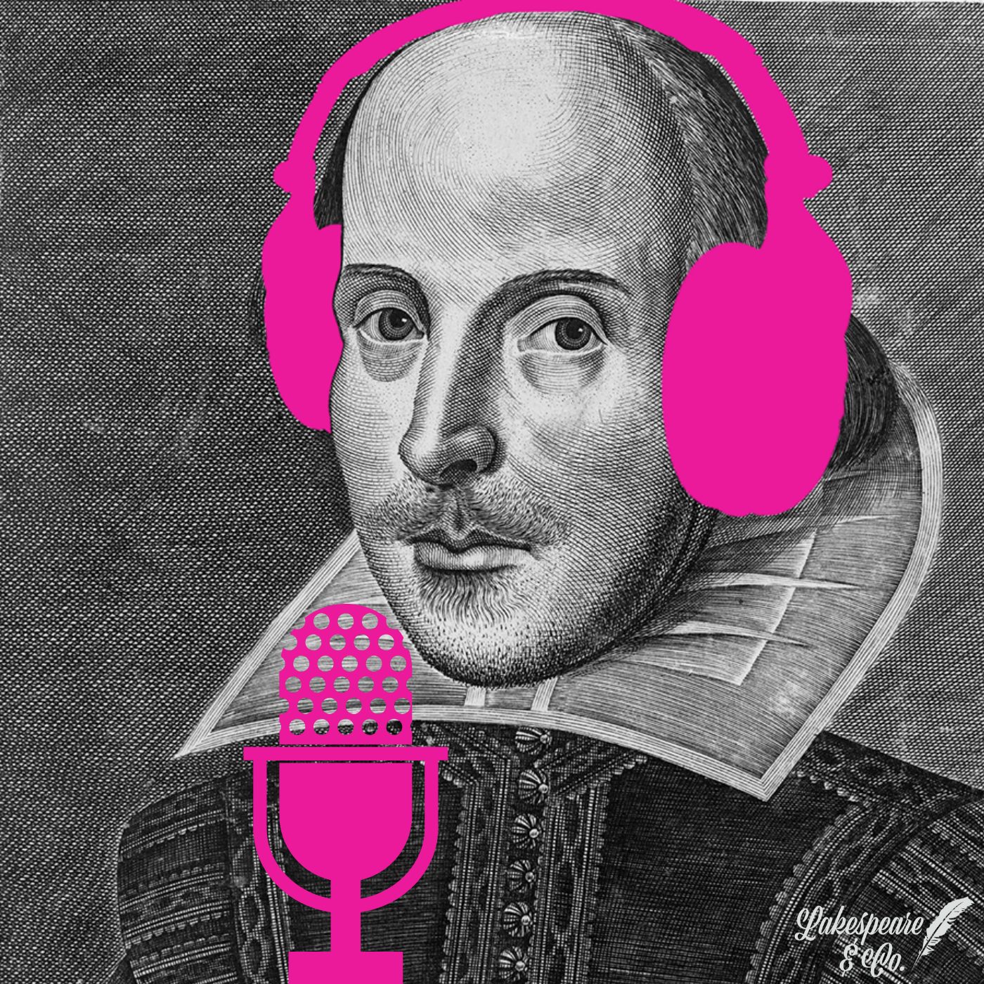 Podsphere: Performing William Shakespeare - by Lakespeare & Co.